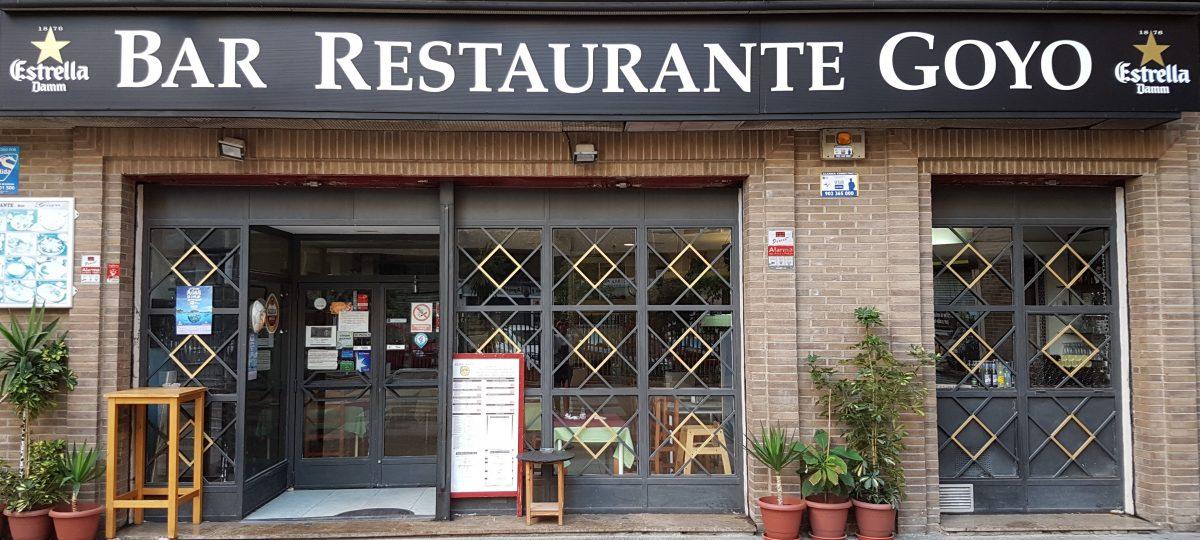 Restaurante Goyo Alicante